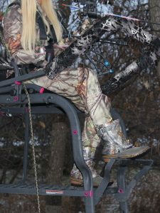 The Huntress Treestand