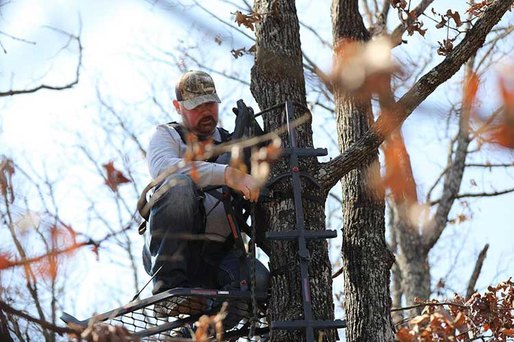 Hang-On Treestands