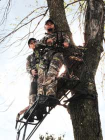 The Right Spot for Your Treestand